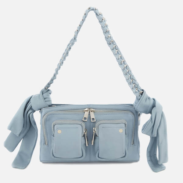 Núnoo Women's Stine Bow Bag - Light Blue