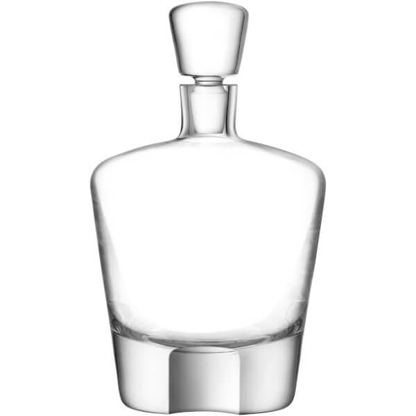 LSA Whisky Cut Decanter
