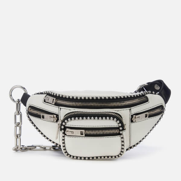 4e11ff8e36c2 Alexander Wang Women's Attica Soft Mini Cross Body Bag - White: Image 1