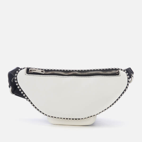 3d5e6cabaeb5 Alexander Wang Women's Attica Soft Mini Cross Body Bag - White: Image 2
