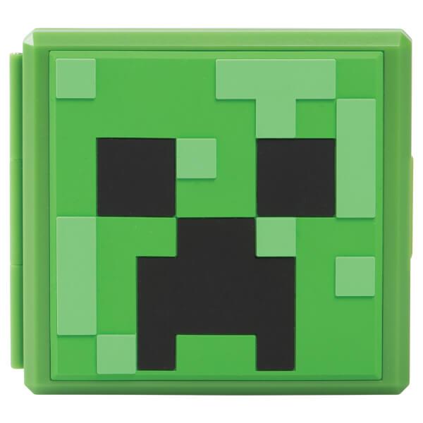 Minecraft Creeper Game Card Case