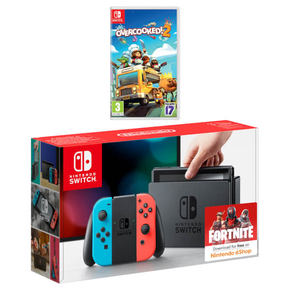 Nintendo Switch Overcooked! 2 Pack