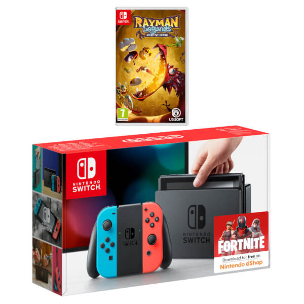 Nintendo Switch Rayman Legends Pack