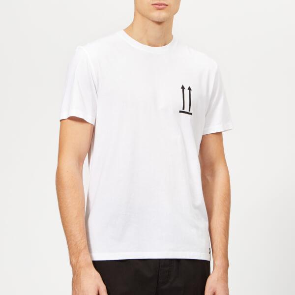 Folk Men's AB Ahead Only T-Shirt - White
