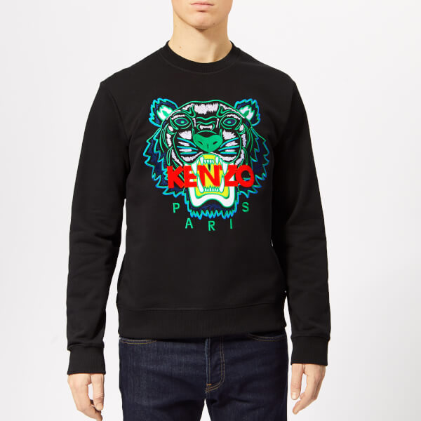 KENZO Men's Icon Sweatshirt - Black