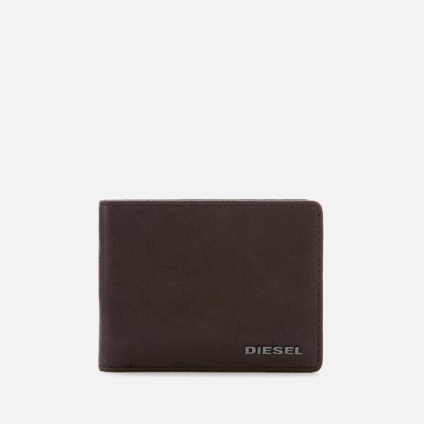 Diesel Men's Neela Leather Wallet - Brown