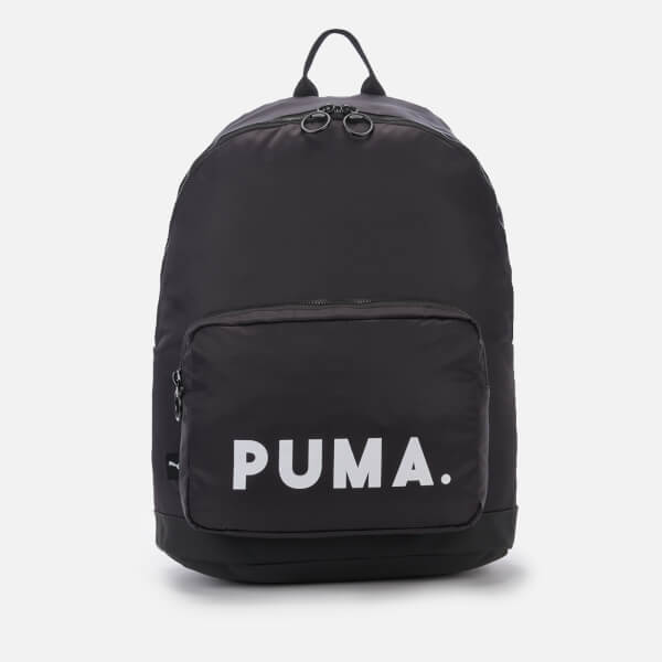 72ca3ed903 Puma Women s Originals Trend Backpack - Black Sports   Leisure ...