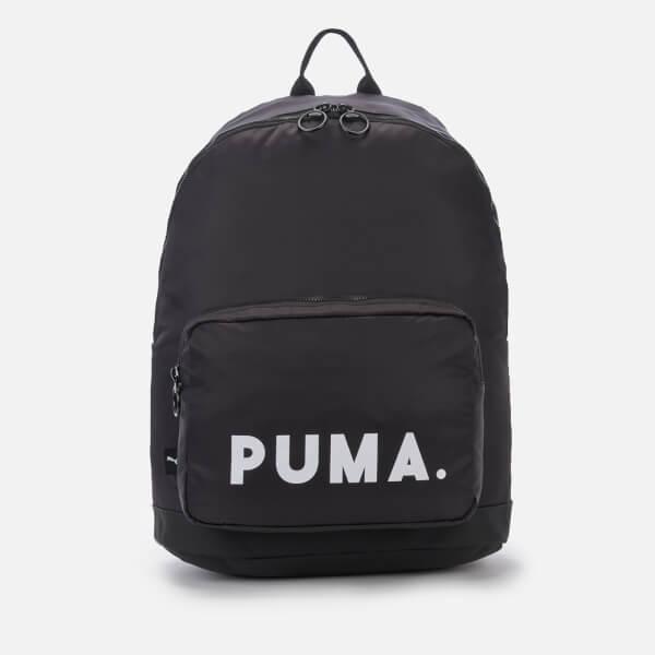 Puma Women s Originals Trend Backpack - Black Sports   Leisure ... 6e063be2e40fb
