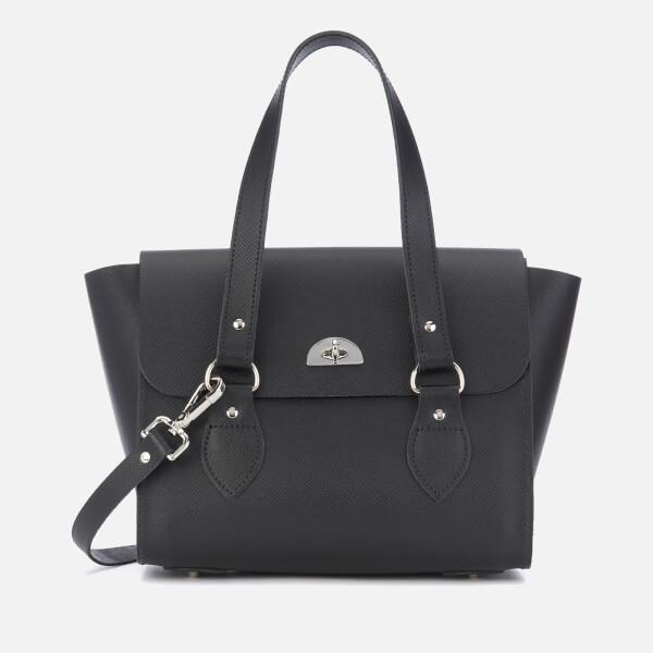 The Cambridge Satchel Company Women's Small Emily Tote Bag - Black