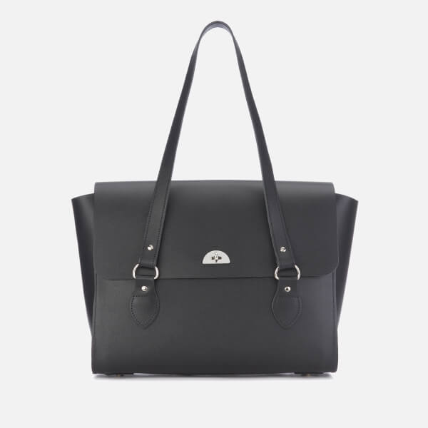 The Cambridge Satchel Company Women's Large Emily Tote Bag - Black