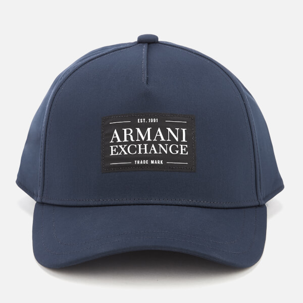 Armani Exchange Men's Baseball Cap - Navy