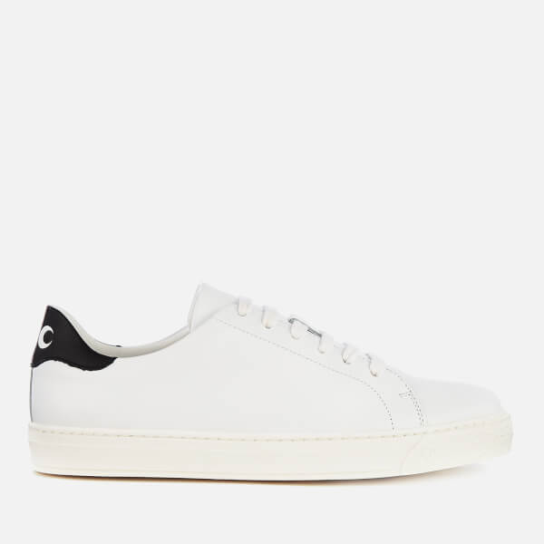 Anya Hindmarch Women's Eyes Tennis Shoes - White/Black