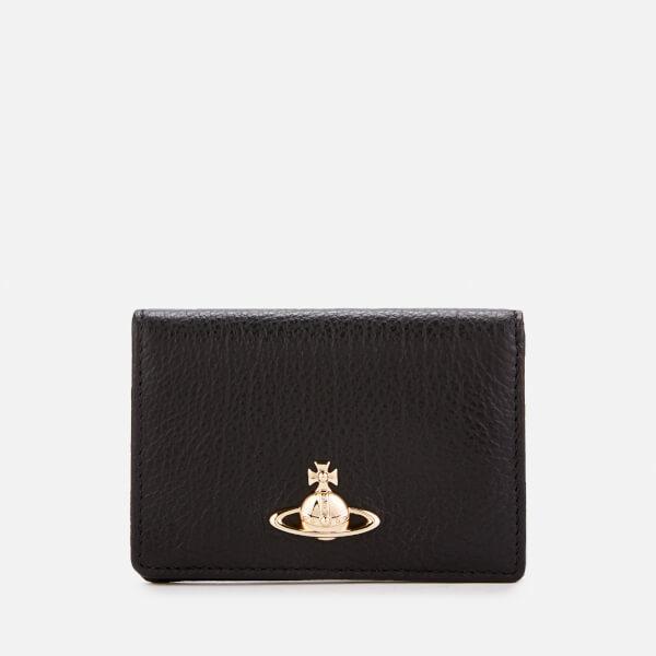 Vivienne Westwood Women's Balmoral Card Holder - Black