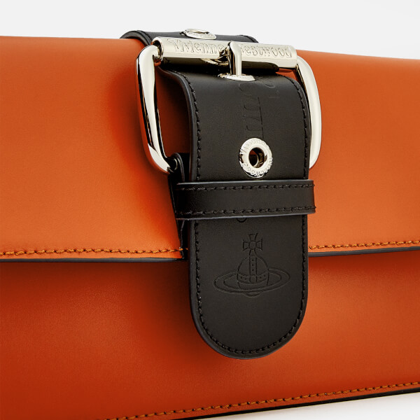 be94ba9d0bf Vivienne Westwood Women's Alex Clutch Bag - Orange: Image 4