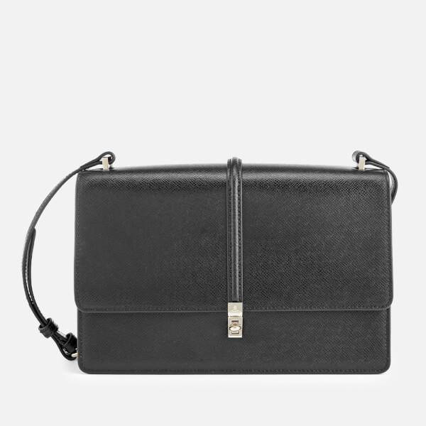 Vivienne Westwood Women's Sofia Large Cross Body Bag with Flap - Black