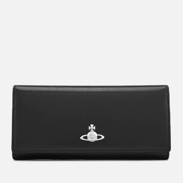 Vivienne Westwood Women's Matilda Long Card Holder - Black