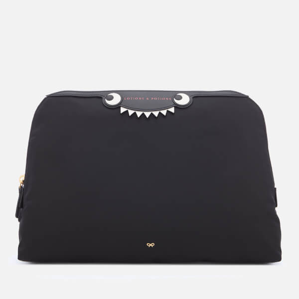 Anya Hindmarch Women's Lotions and Potions Monster Case - Black