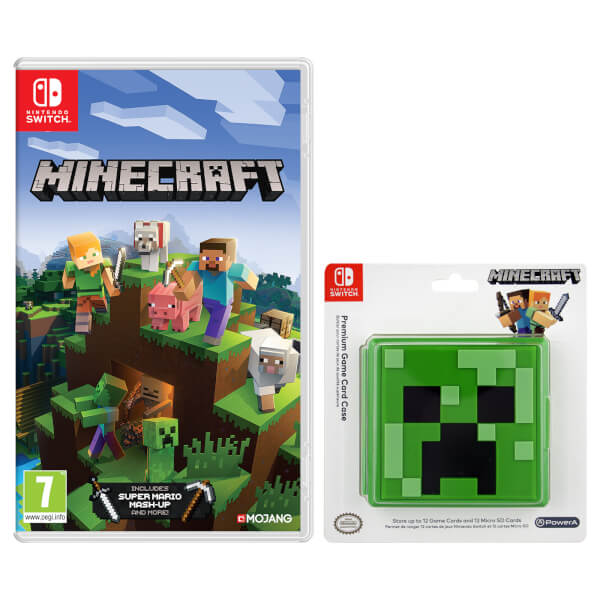 Minecraft (Nintendo Switch) Pack