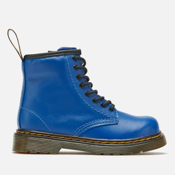 Dr. Martens Toddler's 1460 8-Eye Boots - Blue