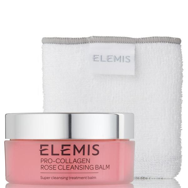 Bálsamo limpiador con rosa procolágeno de ELEMIS 105 g