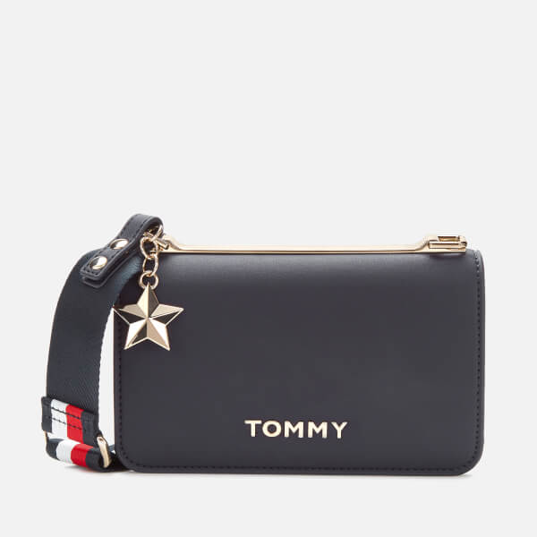 6676a717442 Tommy Hilfiger Women's Tommy Statement Crossover Bag - Corporate: Image 1