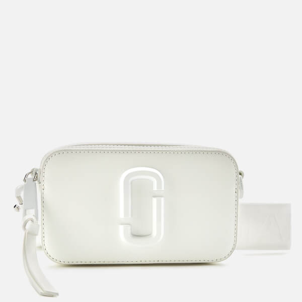 Marc Jacobs Women's DTM Snapshot Bag - Moon White