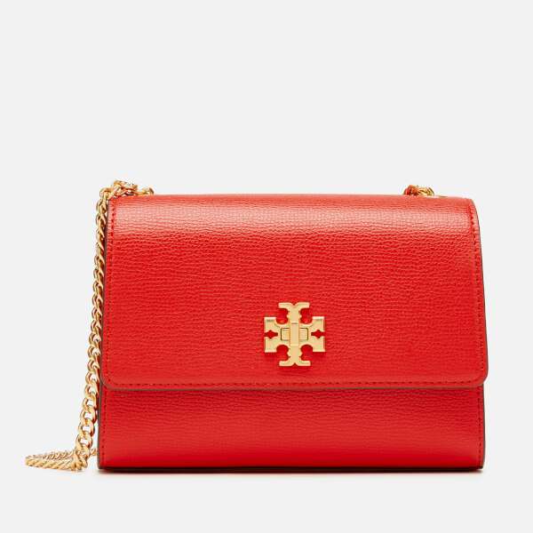 Tory Burch Women's Kira Mini Bag - Brilliant Red