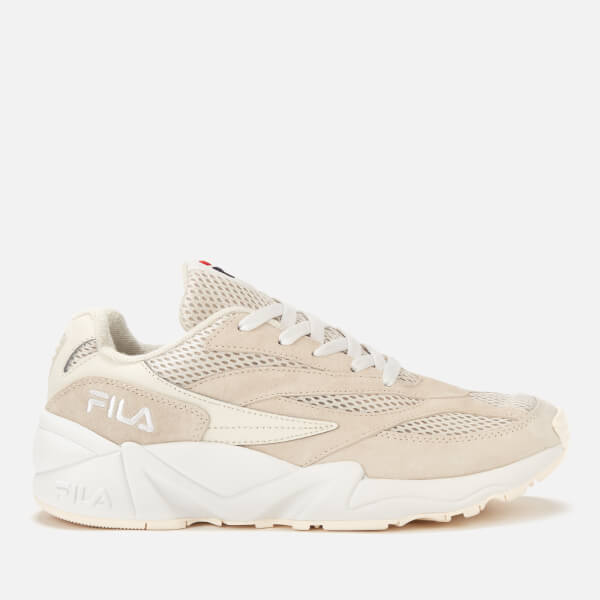 FILA Men's Venom Low Trainers - Antique White