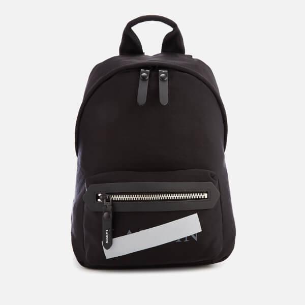 Lanvin Men's Logo Backpack - Black