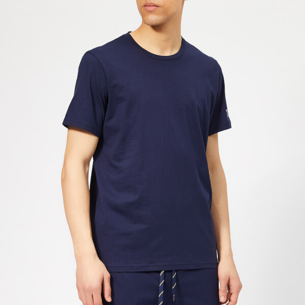 d4ca069c6317 Polo Ralph Lauren Men s Sleeve Logo T-Shirt - Cruise Navy Clothing ...