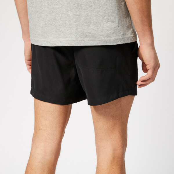 bba9da89bf Paul Smith Men's Zebra Swim Shorts - Black: Image 2