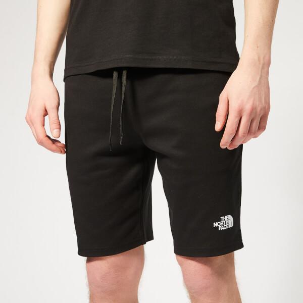 The North Face Men's Standard Graphic Light Shorts - TNF Black