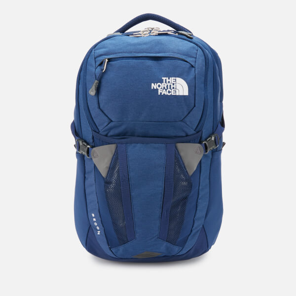 The North Face Recon Backpack - Flag Blue Light Heather