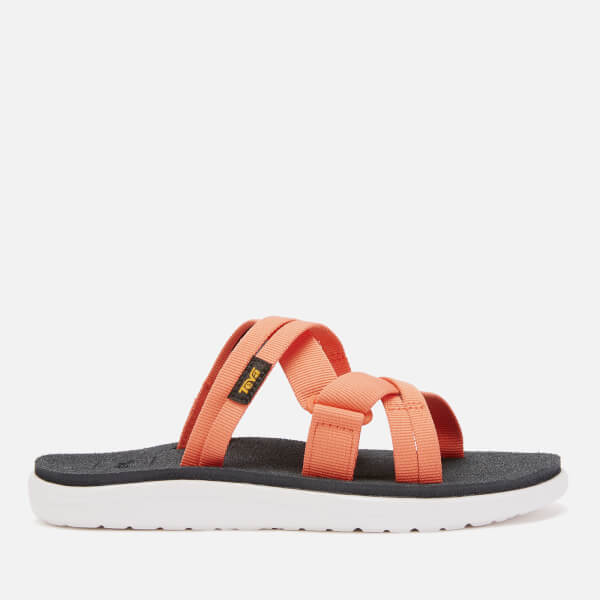 Teva Women's Voya Slide Sandals - Flamingo