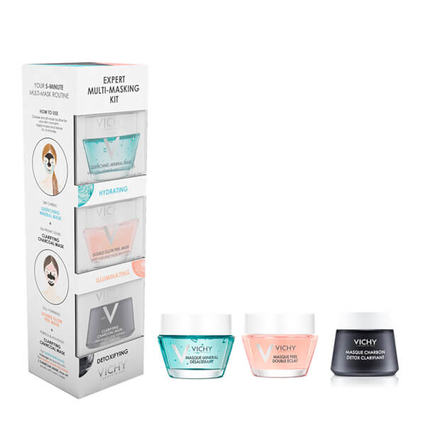 Vichy Mini Mask Kit 3 x 15ml