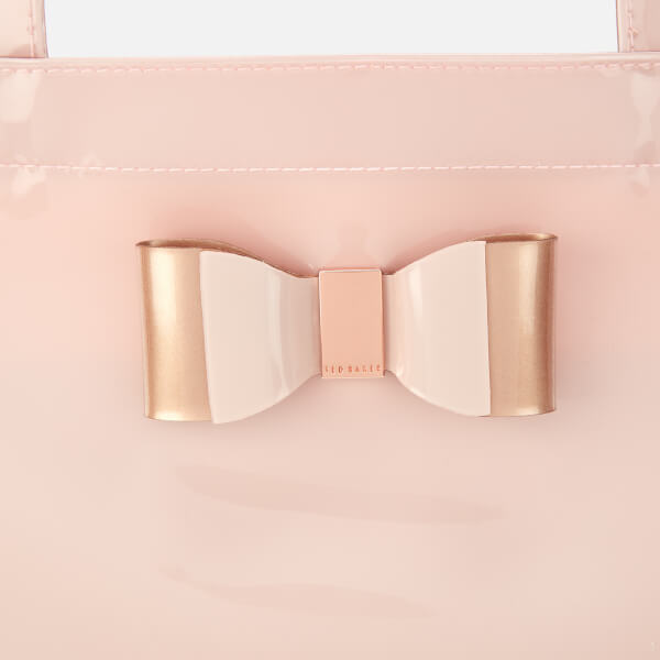 e1d6e962b Ted Baker Women's Sofcon Soft Large Icon Bag - Dusky Pink: Image 3