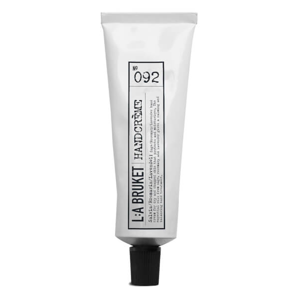L:A Bruket Small Sage, Rosemary & Lavender Hand Cream 30ml