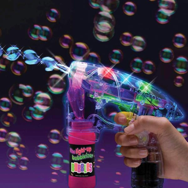 Ultraviolet Bubble Gun