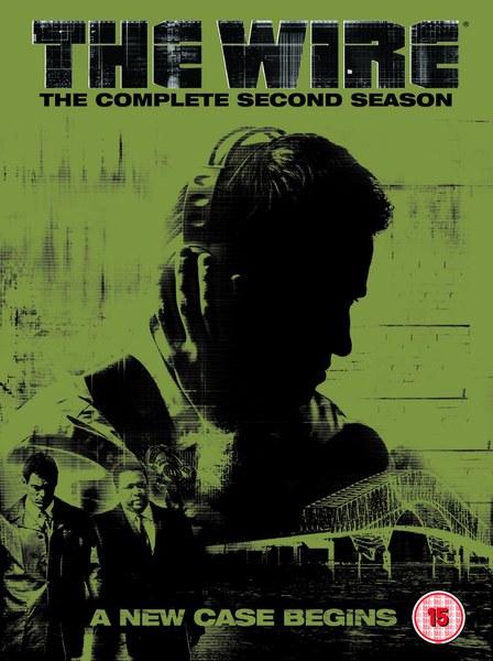 The Wire Series 2 Dvd Zavvi