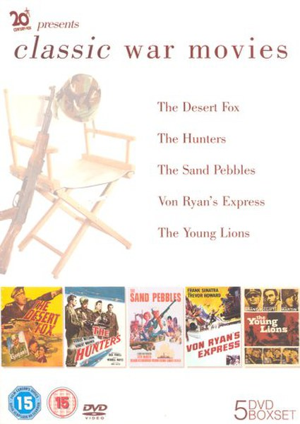 Classic War Movies [Box Set]