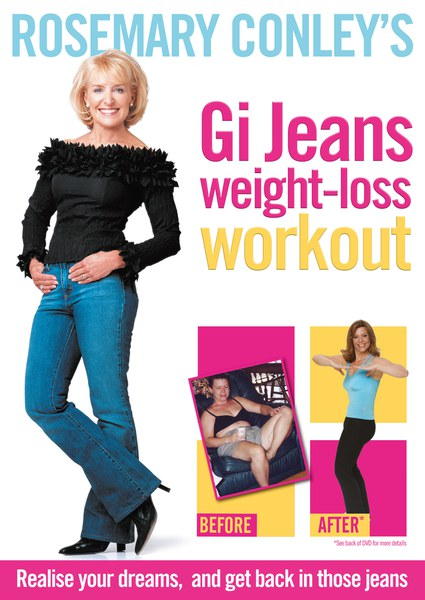 Rosemary Conleys Jeans Weight Loss Plan