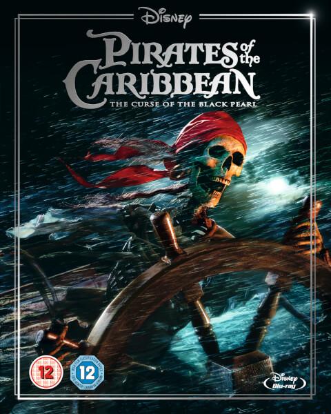 Disney Doppelgangers Pirates Edition: Curse Of The Black Pearl Blu