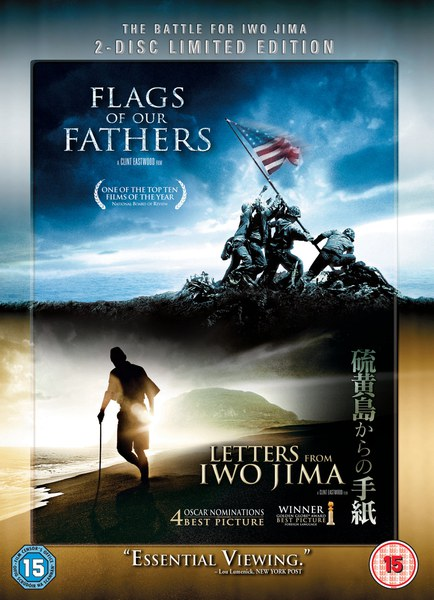 flags of our fathers letters Find product information, ratings and reviews for flags of our fathers : heroes   death at age seventy, his family discovered closed boxes of letters and photos.