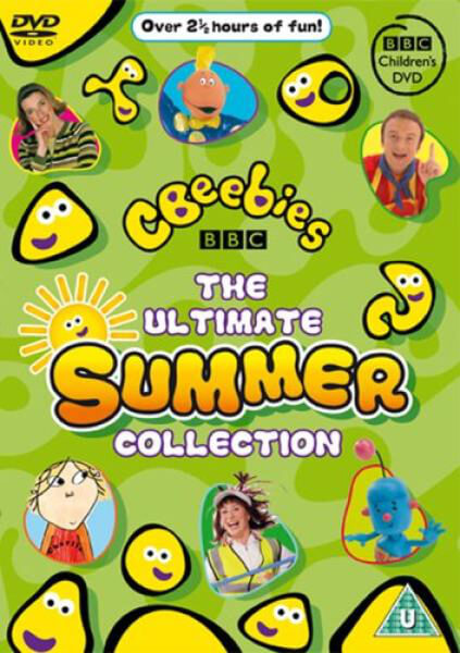 Cbeebies The Ultimate Summer Collection Dvd Zavvi