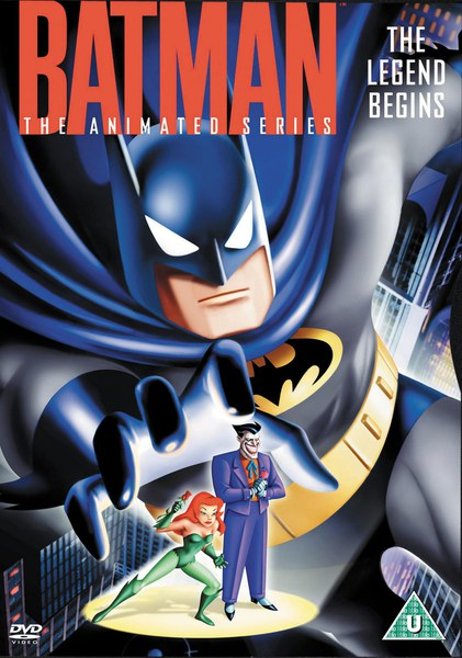 Batman The Animated Series - The Legend Begins