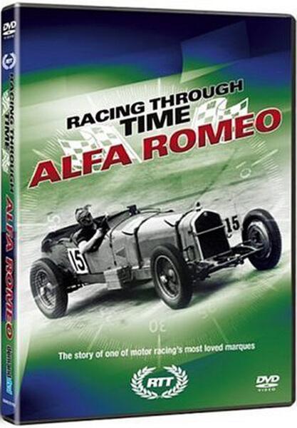 Racing Through Time - Alpha Romeo