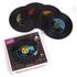 Vinyl Record Coasters: Image 4