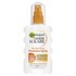Garnier Ambre Solaire Ultra-Hydrating Sun Cream Spray SPF 20 200ml: Image 1