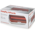 Morphy Richards 46241 Roll Top Bread Bin - Red: Image 5
