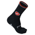 Castelli Quindici Soft Socks - Black